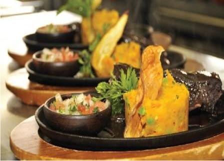 Santiago Gastronomic Tour