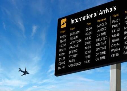New flights from Israel