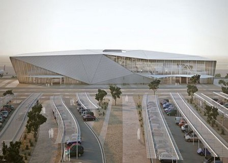 Ramon Airport – South of Israel
