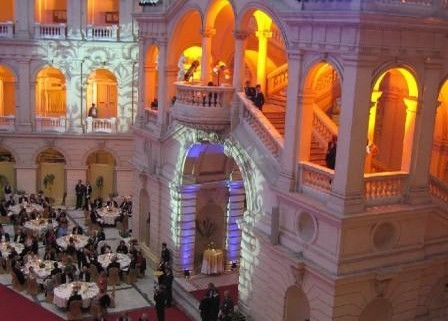 Suggested Venues for Gala Dinner