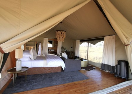 Siringit Serengeti a new Luxury Camp