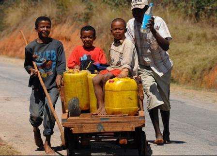 Meetings in Madagascar